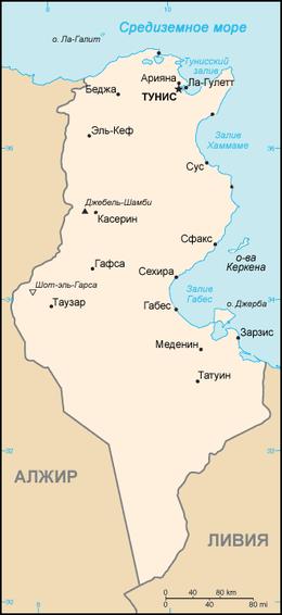 goroda tunisa