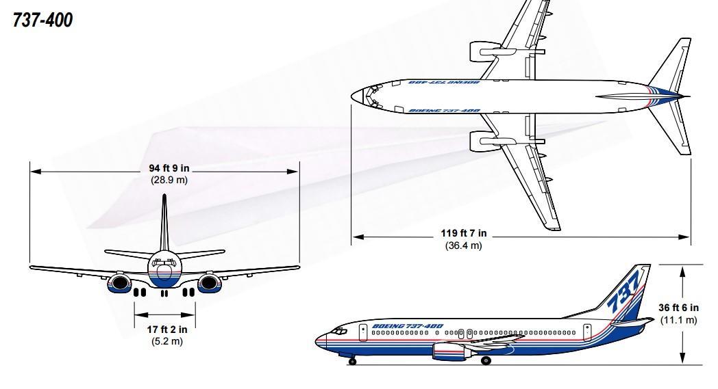 osobennosti boinga 737 400 i pravilnyj vybor mesta