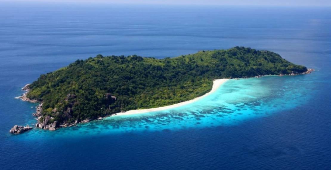 ostrov tachaj