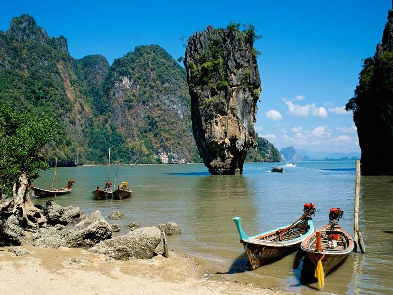 ostrova tajlanda