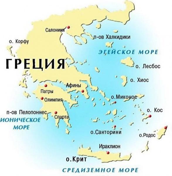 kakoe more v grecii