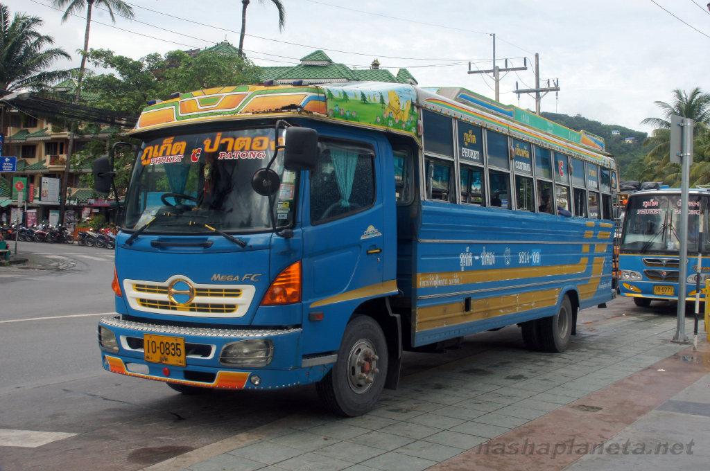 obshhestvennyj transport na phukete