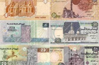 valjuta egipta